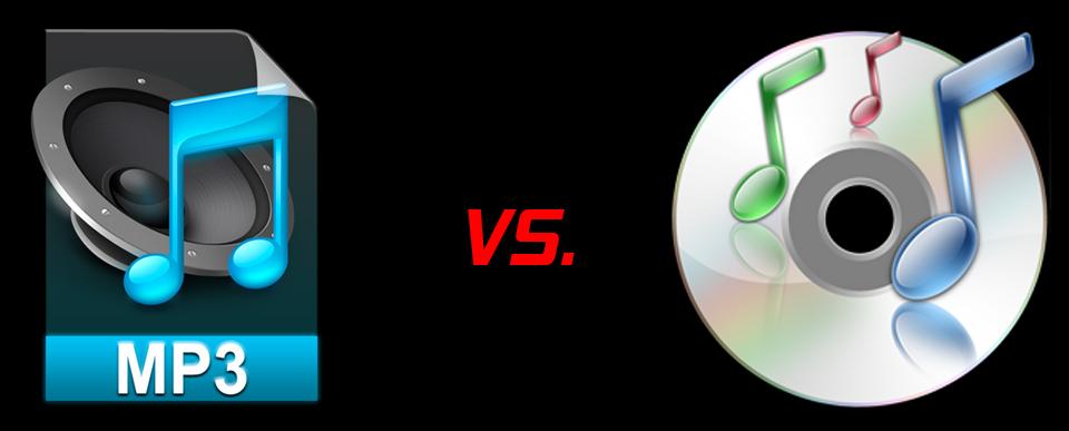 Zmieniarka MP3 lepsza od zmieniarki CD
