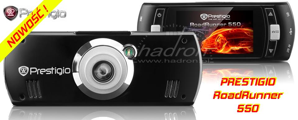 Prestigio RoadRunner 550