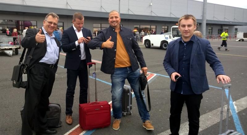 Reprezentacja Polski zaproszona przez Coyote'a
