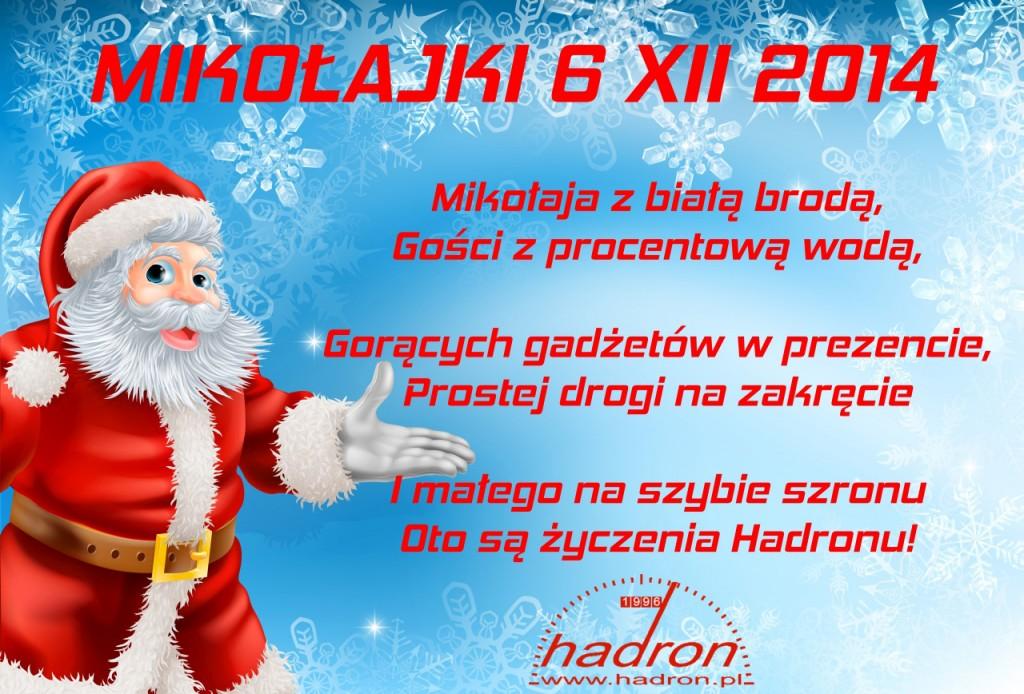 Mikołajki 2014