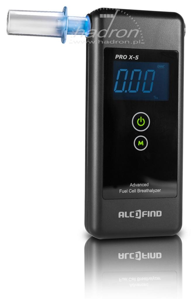 AlcoFind PRO X-5