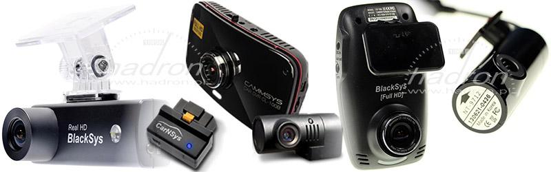 Kamery samochodowe BlackSys