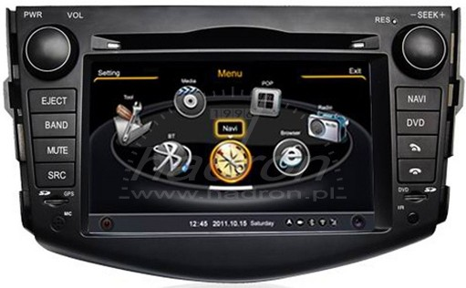 Stacja multimedialna NVOX JDZ7018 do Toyoty RAV4