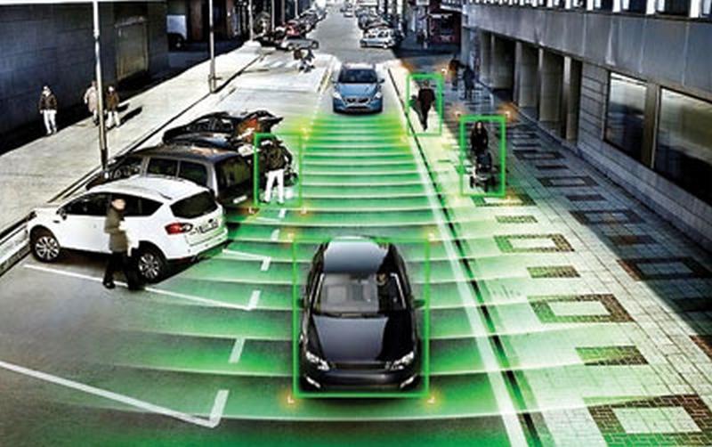 System parkowania przyszłości
