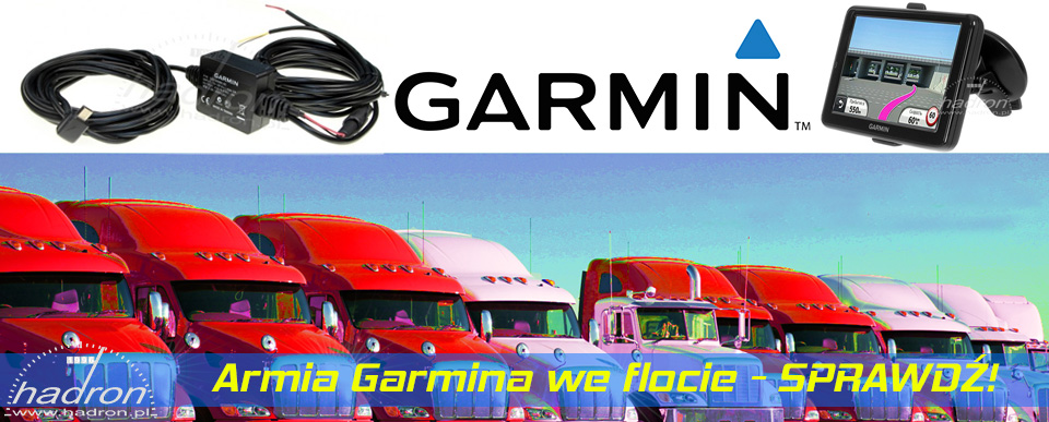 Armia Garmina we flocie – nowe możliwości!