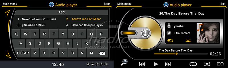 Stacja multimedialna NVOX - multimedia