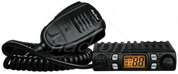 CB radio AnyTone Mini Mk-3