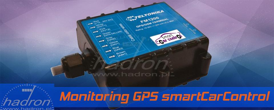 Monitoring GPS smartCarControl