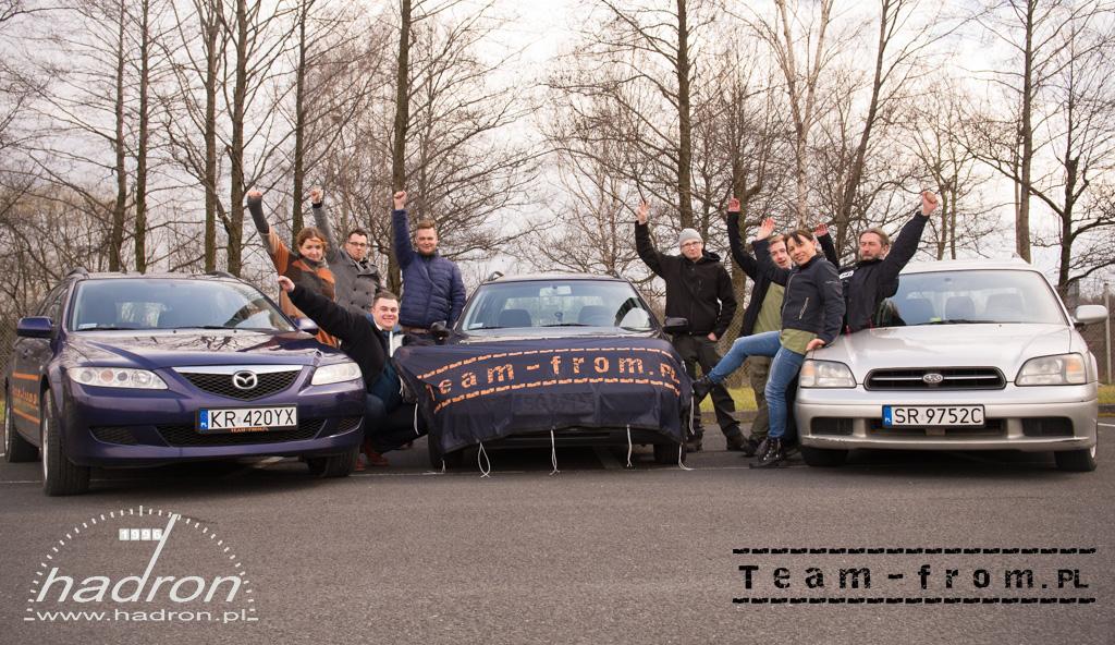team-from.pl - Mazda 6, VW Golf IV, Subaru Legacy