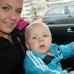 Od małego ciągnie Fabiana do prędkości i dobrych samochodów