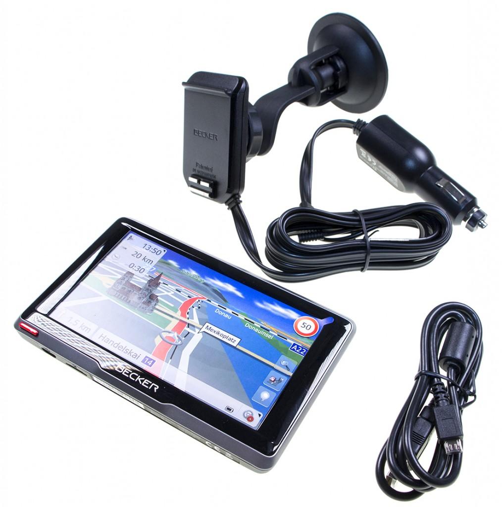 Nawigacji GPS Becker