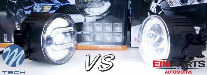 Duolight od M-tech kontra EinParts